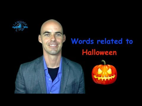 French vocabulary related to Halloween