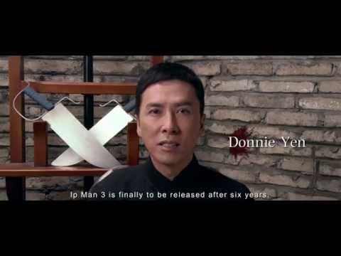 Ip Man 3 Making of (Action)