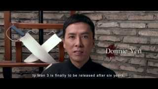 Ip Man 3 Making of (Action)