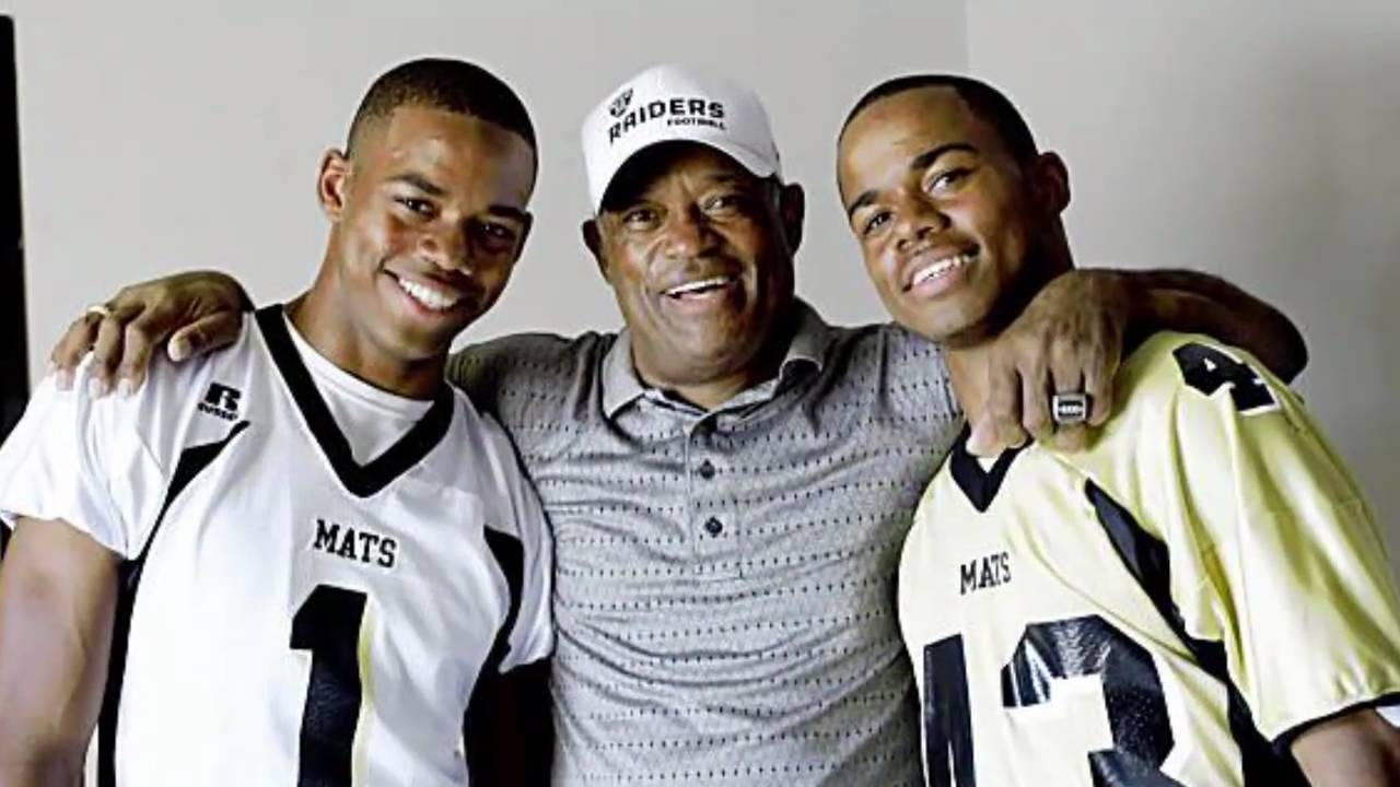 Former NFL player George Atkinson III dies a year after twin ...