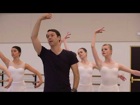 World Ballet Day - Ballet West Academy Live Rehearsal