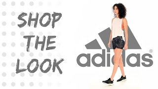Shop The Look - Adidas Marble Training Look | SportsShoes.com