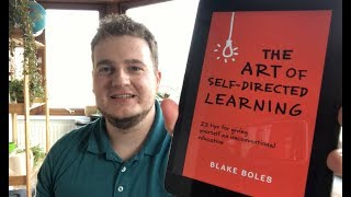 Review: the Art of Self Directed Learning