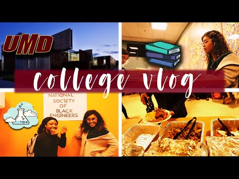 A DAY IN MY LIFE VLOG || UNIVERSITY OF MINNESOTA DULUTH ||