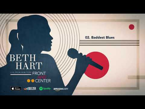 Beth Hart - Baddest Blues - Front And Center (Live From New York)