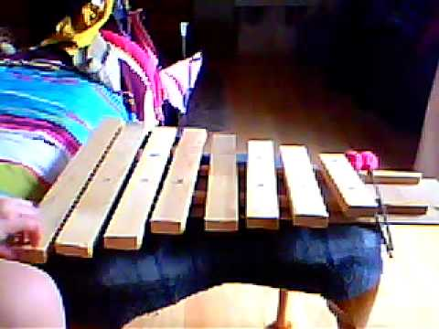 How To Make Xylophone