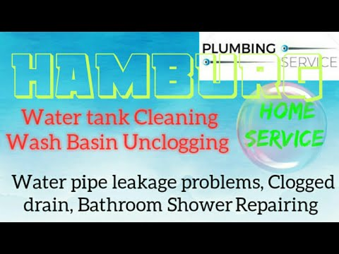 HAMBURG      Plumbing Services 》Plumber at Your Home ☆ Bathroom Shower Repairing ◇near me》Taps ● ■ ♡