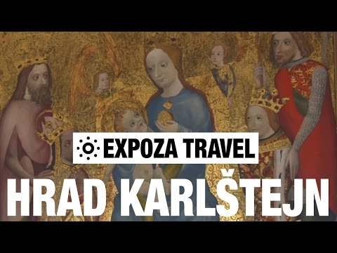 Hrad Karlštejn (Czech Republic) Vacation Travel Video Guide