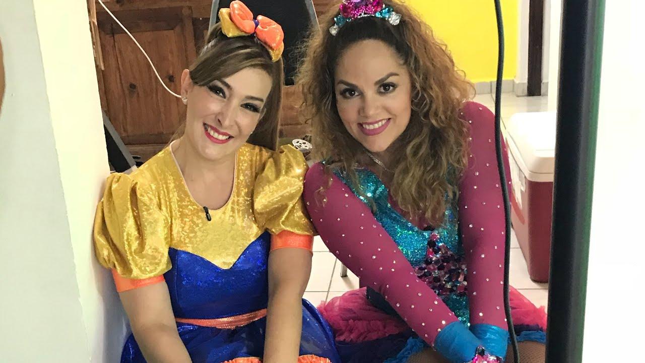 Detrás De Camaras Con Tatiana El Show De Bely Y Beto