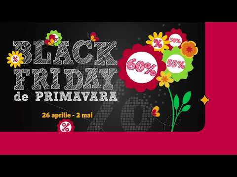 Black Friday de primavara   Altex