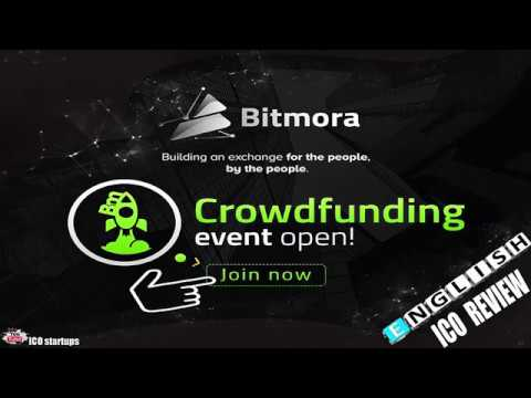 Bitmora ICO Review! Bitmora - Digital Asset Exchange in Development! ICO LIVE!