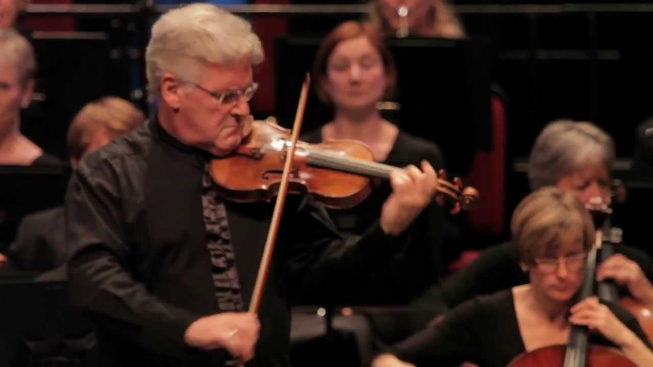 Mozart's 'Violin Concerto No. 3' performed by NACO