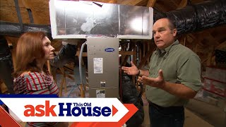 How to Install a Whole-House Humidifier