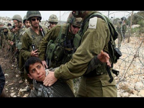 طفولة فلسطين خلف القضبان الإسرائيلية