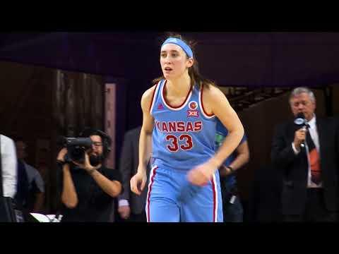 Jayhawks Topped At Kansas State, 91-67 // Kansas Women's Basketball // 2.24.18