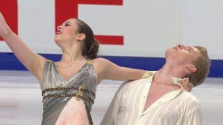 Тамара Жукова - Даниил Карпов. Произвольный танец. Танцы. Гран-при России по фигурному катанию
