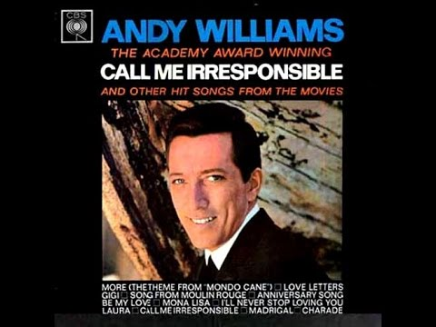 Andy Williams ~ Be My Love