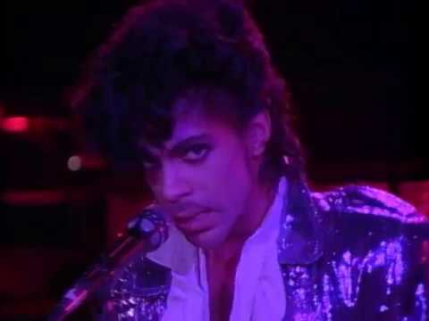 Prince Little Red Corvette Official Music Video