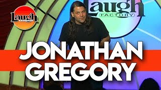 Jonathan Gregory | Inappropriate Moments | Laugh Factory Las Vegas Stand Up Comedy