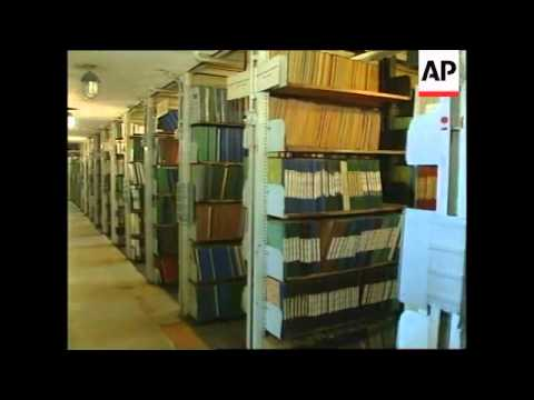 RUSSIA: STATE LIBRARY HOSTS INTERNATIONAL GATHERING OF LIBRARIANS