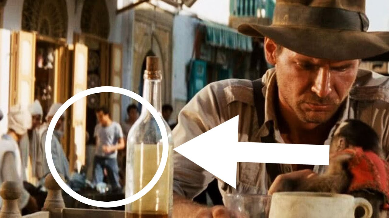Actors Who Were Caught Wearing Modern Clothing in Older Movies
