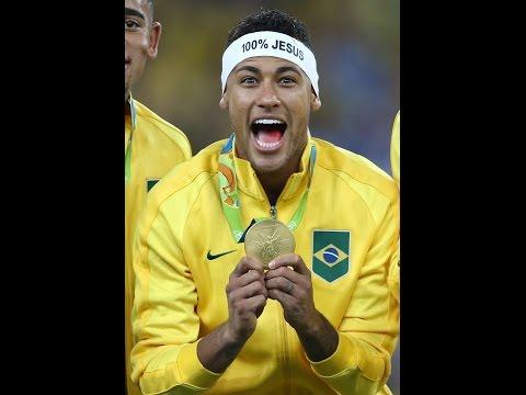 #SonhoDourado Rio 2016 - Neymar Jr
