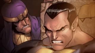 DC Universe Online the evil master mind