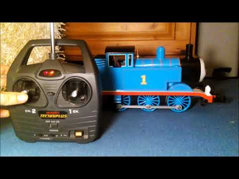 G Scale Thomas The Tank Engine Converted To RC Battery Power #2