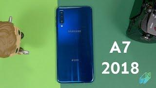 Samsung Galaxy A7 2018 Recenzja - Aparat z trzema obiektywami | Robert Nawrowski