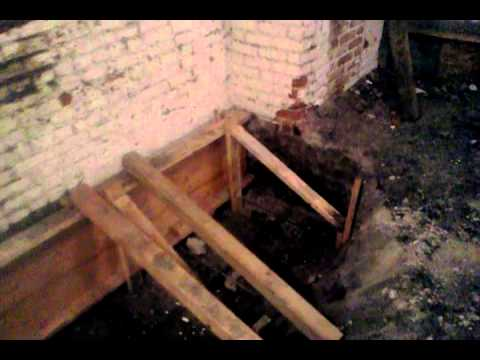 Dig Crawl Space Out To Make Basement Denver Youtube