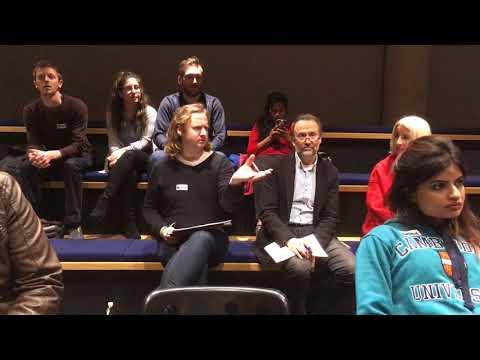 Cambridge Wayfinding Hack - Team Get Lost. 25 Nov 2017.