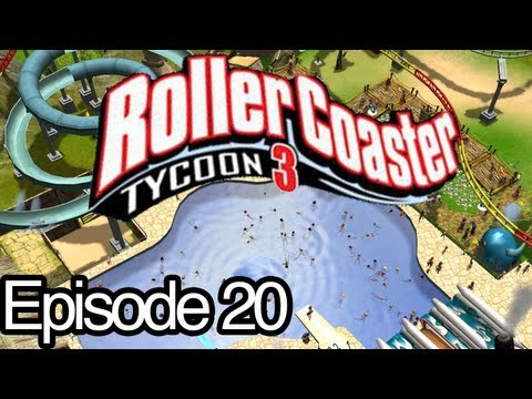 Roller Coaster Tycoon 3 Ep.20 - Gotta Have Swag |