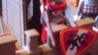 Playmobil chateau fort : Partie 1