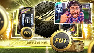 MY FIRST EVER REWARDS!! YOU WON'T BELIEVE THIS!! FIFA 21