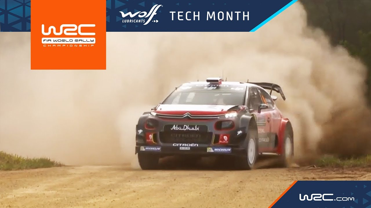 WRC Tech Month 2020: OVERSTEER & UNDERSTEER