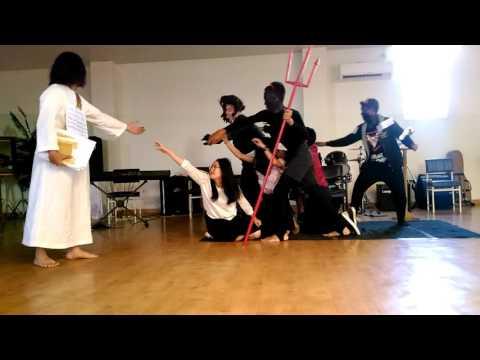 Lepas dari Dosa karena Firman - Pantomim - The Breaker (Youth GPdI El-Shaddai Magelang)