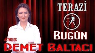 TERAZİ Burcu, GÜNLÜK Astroloji Yorumu,10 EYLÜL 2014, Astrolog DEMET BALTACI Bilinç Okulu