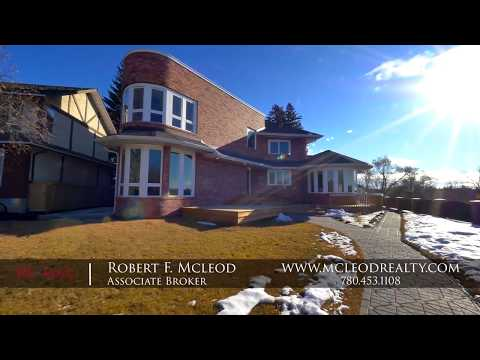 9401 97 St. Luxury Bonnie Doon Estate by McLeod Realty & Robert McLeod