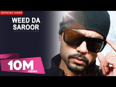Weed Da Saroor (Full Song) J Lucky Ft...
