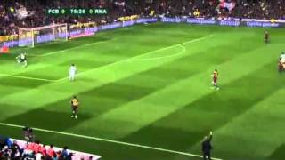 fc barcelona vs real madrid 0 1 extended highlights copa del rey final 20 04 2011