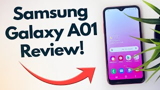 Samsung Galaxy A01 - Complete Review!