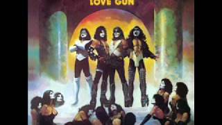 KISS - Love Gun - Tomorrow And Tonight
