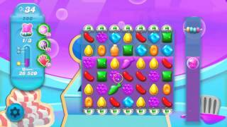 Candy Crush Soda Saga Level 200 New No Boosters