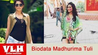 Biodata Madhurima Tuli Pemeran Tanu di Film Lonceng Cinta di ANTV
