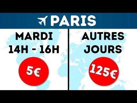 6 Manières D'Acheter Les Billets D'Avion Les Moins Chers