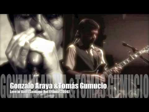 Gonzalo Araya & Tomás Gumucio - Love In Vain