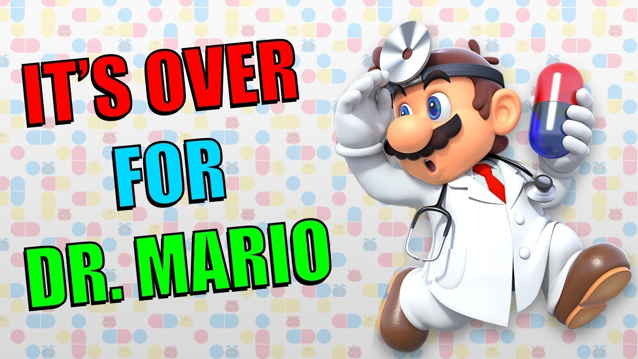 !! IT'S OFFICIAL !! Nintendo Is Permanently Getting Rid Of Dr. Mario World Starting November 2021