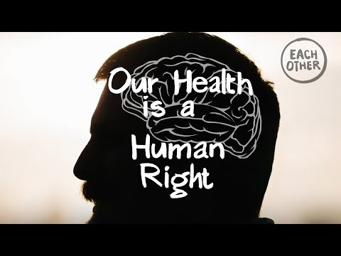 How human rights help those with mental health issues