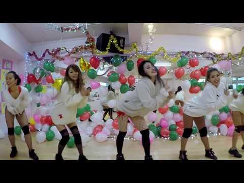 トゥワーク みくり/TWERK X'mAss / クリスマス トゥワークダンスPV/Japanese TWERK DANCER MiQri / TWERK class