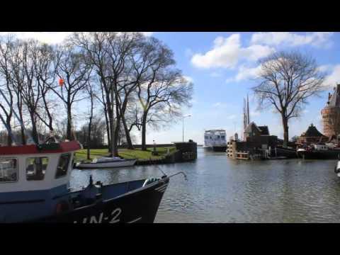 Hoorn, Netherlands - Viking River Cruise - Windmills And Tulips